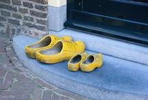 Klompen - Clogs / Echt Holland! Voeten Centraal