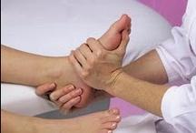 De 3 P's: Podotherapeut, Podoloog en Pedicure / Behandeling van je voeten door een professional!
