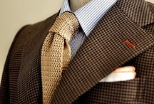 Style > Peacocks / Gentlemen should not concern themselves with fashion but aim for timeless elegance without effort.