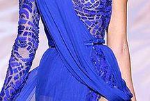 Piercing Blue / Blue color