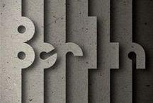 Typografy insperation / by Maya Zeltzer