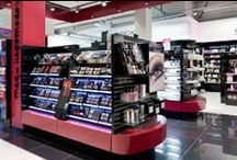 Retail Design Health & Beauty / Retail Fixtures | Retail Shelving | Retail Display | Commercial Equipment |  Health & Beauty Stores | Perfume Stores | Retail Design | Fixture Design | Design & Manufacture by the worlds leading shop equipment and solutions provider | HMY Group, your global shopfitting partner
