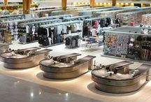 Retail Checkouts / Checkouts | Tills | Retail Shelving | Retail Fixtures | Commercial Equipment |  Retail Fixtures | Retail Design | Supermarket Design | Hypermarket Design | Design & Manufacture by the worlds leading shop equipment and solutions provider | HMY Group, your global shopfitting partner