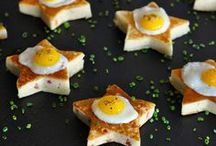Party Food Recipes / Bits and bites for those holiday parties. Or any party, really...