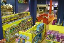 Retail Design Toys & Games / Retail Fixtures | Retail Shelving | Retail Display | Commercial Equipment | Toy Stores | Sports Equipment Stores | Retail Design | Fixture Design | Design & Manufacture by the worlds leading shop equipment and solutions provider | HMY Group, your global shopfitting partner