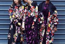 womenswear / runway streetstyle chic modern classy
