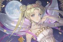 Sailor Moon / Everything Sailor Moon! Anime, Manga, SM Cystal, Merchandise, Cosplay, ETC!