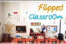 Flipped Classroom / La clase invertida o el aula al revés