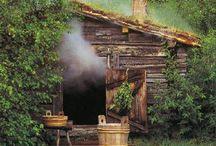 Sauna  ❤️ /  Sauna ❤️