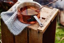 Tea for me, drink