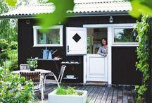 Danish Summer - Tanskan Kesä / Beautiful Danish Summer Style