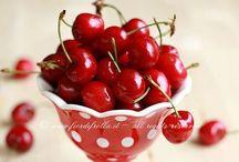 Cherries - Kirsikat / Red and Ripe