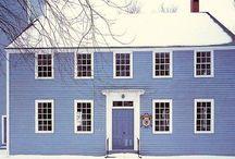 Sininen Mökki / Blue Cottage