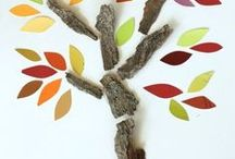 autumn ideas for everybody / about pupils, children, art and about autumn