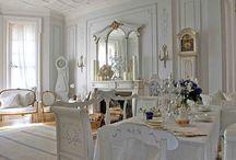 Swedish Gustavian Home / Svensk Gustaviansk Hem