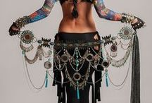 Belly dancing ideas / Belly Dancing clothes/Outfits/Costumes