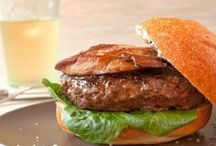 Burger Recipes / The great American burger comes in all shapes and sizes. To keep things interesting, look at protein alternatives like the turkey burger, bison burger – AKA buffalo burger – or go wild with a Wagyu burger, sometimes called the Kobe burger, with our recipe for the ultimate Wagyu burger. Make a lamb burger, and enjoy the rich flavor with feta cheese, harissa or tzatziki sauce. Explore our burger recipes to find a new favorite.