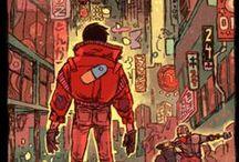 manga galore / Manga/anime graphic art