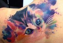 Tatuaże /