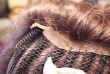 Hair Extensions & Technique