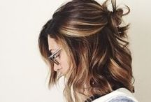 hair / Cute and fun hairstyles I want to try