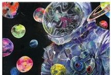 Lost In Space / into 5th dimension and beyond
