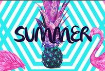 i love ☼summer☼ / Sol, mar, praia, verão...Que delícia de lugar! ☼ Sun, sea, beach ... WE ALL LOVE SUMMER!