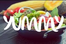 healthy food   coisas gostosas / Comer saudável e ser feliz: pode! ✿ Eating healthy food and be happy. Possible.