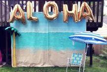 dream hawaiian party