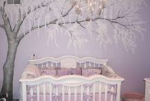 Baby's Nursery / Ideas for baby nursery/ Baby's bedroom