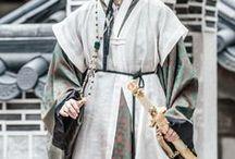 동양 남자복식 / oriental men