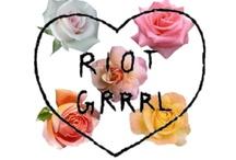 Riot Grrrl Never Die / by Walula Gonzalez