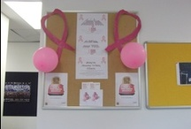 Pink Ribbon Breakfast / Pink Ribbon are a charity and their focus is to educate about Breast Cancer – to help save lives.  Linda, in our Auckland, New Zealand office, has organised a morning tea for everyone to enjoy.  In the spirit of Pink Ribbon, Linda has also challenged us all to wear something pink on the day– deck our desk out pink, or go pink as a team!