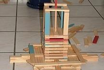 kapla / constructions kapla