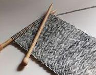 Knit Scarfs