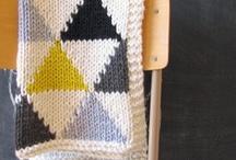Knit Blankets