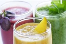 Food - Smoothies and Detox Drinks