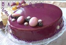 Gateau de fete - gateau anniversaire / Idées Gâteaux de fête ou d'anniversaire original aux belles finitions à préparer pour des occasions vraiment spéciales, comme les fêtes de fin d'années avec les bûches