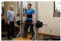 Rapid weekly weight gains, using the Anatoly Gravitational System / Abstract: In an age of increasing numbers of lifestyle diseases and plasticity of longevity, exercise and weight training have been increasingly recognized as both preventing and mitigating the severity of many illnesses.  Read this original research and sign up to receive Open Access Journal of Sports Medicine journal here: http://www.dovepress.com/significant-progression-of-load-on-the-musculoskeletal-system-with-ext-peer-reviewed-article-OAJSM