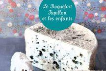 // Les créations Papillon / Les productions Roquefort Papillon