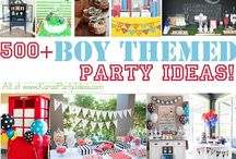 Birthday party ideas / by Vicki Kramer