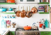 decor: kitchen + dining room / by Dear Handmade Life
