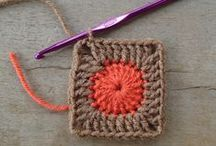 Crochet Granny Squares and Charts