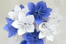 Papierowe Kwiaty, Paper Flower