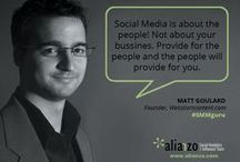 Social Media Guru Quote / Social Media Marketing Quotes