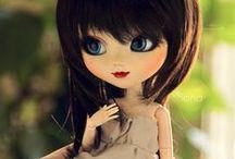 stylish dolls / *--* / by B.ross bia