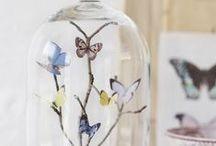 // Tables en Fête Papillon / Cette année encore, Roquefort Papillon vous met au défi-créatif : réaliser une table en fête sur le thème du papillon.  Tentez votre chance : http://bit.ly/1BHs1zA !