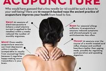 Acupuncture / Information on ways acupuncture can help you feel and look your best.
