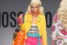 Moschino SpringSummer 2015 via @StyleList  aol.it1uAoqxy