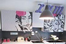 Pop-art w Twojej kuchni / Kultowe gadżety, mocne kolory, inspiracje popkulturą, czyli coś dla prawdziwych indywidualności!